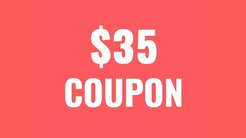 Airbnb coupon $35